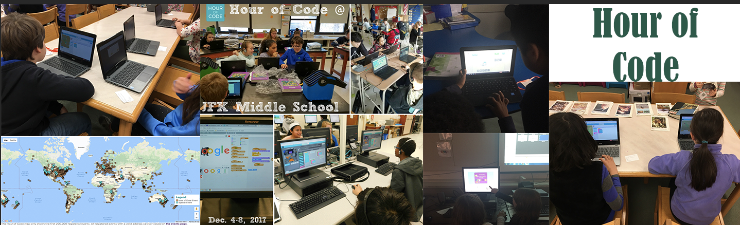 District Participation in Hour of Code