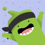 little green dojo monster