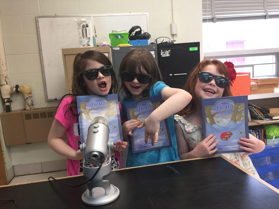 RKF Ryan Road Kindergarten Rockstar Readers!