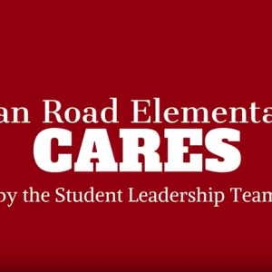 RK Finn Ryan Road Elementary CARES!