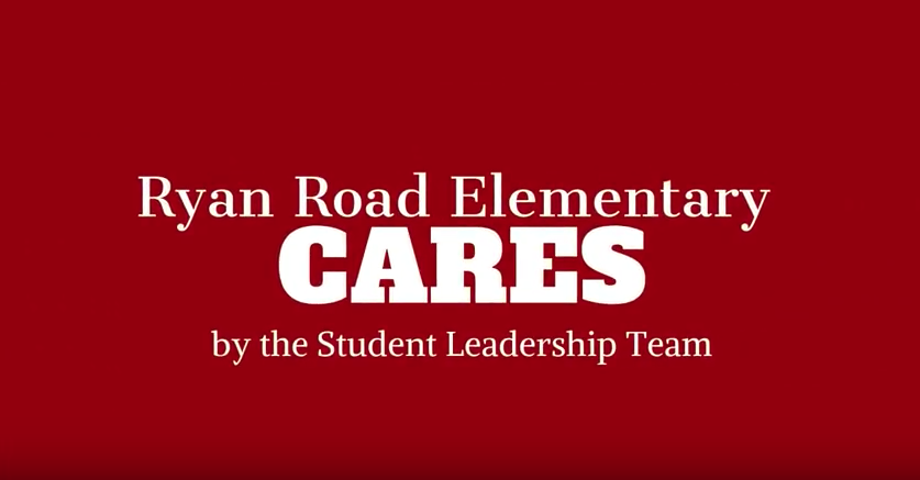 RK Finn Ryan Road Elementary CARES!