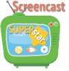 Screen cast superstar