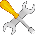 wrench & Screwdriver