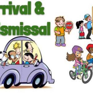 Leeds FAQ:  Arrival and Dismissal