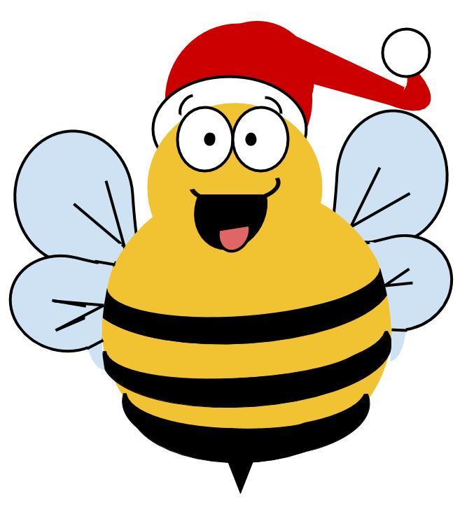 Holiday Bee