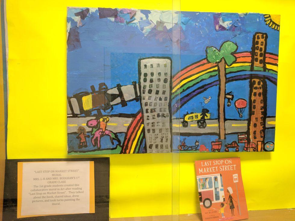 Leeds Elementary Literacy & Technology Night