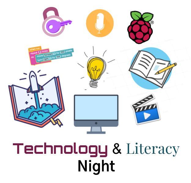 Technology & Literacy Night