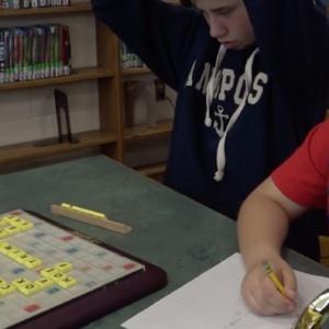 JFK's Scrabble Club makes the News