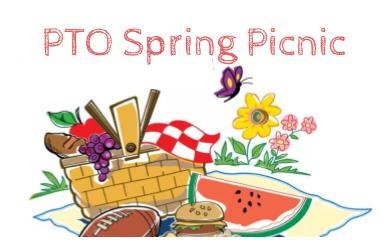 PTO Spring Picnic