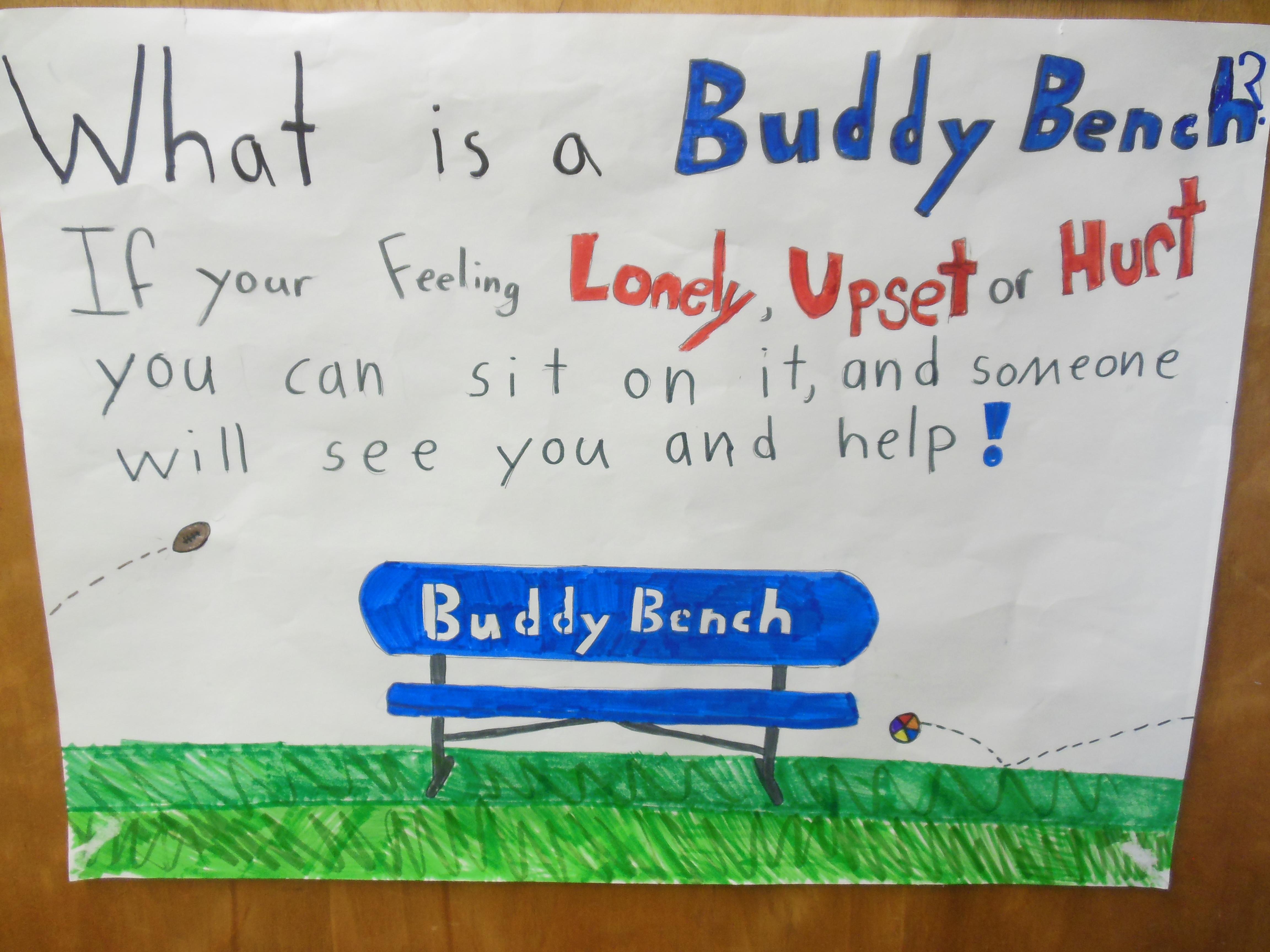 Buddy-Bench