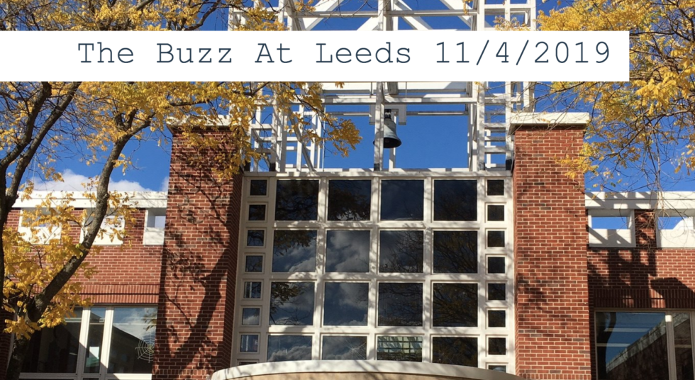 The Buzz at Leeds – November 4, 2019