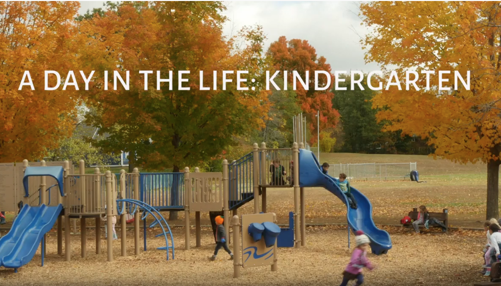 A Day in the Life:  Kindergarten at RK Finn Ryan Road Elementary School