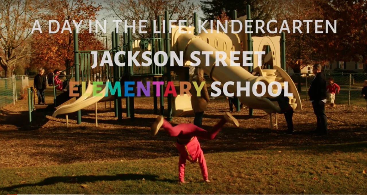 Jackson Street – A Day in the Life of Kindergarten