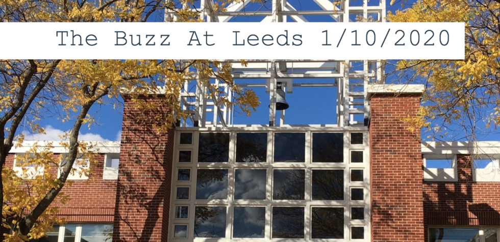 The Buzz At Leeds 1/10/2020