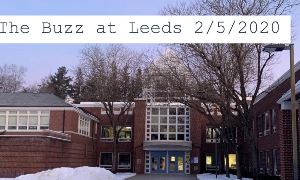 The Buzz At Leeds 2/5/2020