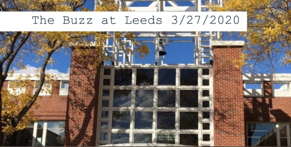 The Buzz at Leeds 3/27/2020
