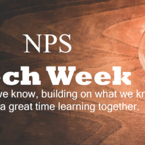 Tech PD Week 2020