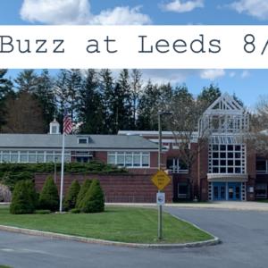 The Buzz at Leeds 8/31/2020