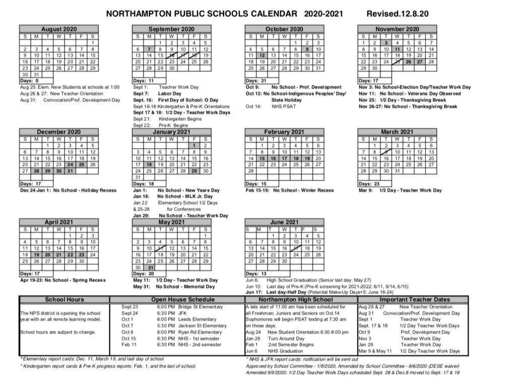 Rwu Calendar 2021-2022 Background