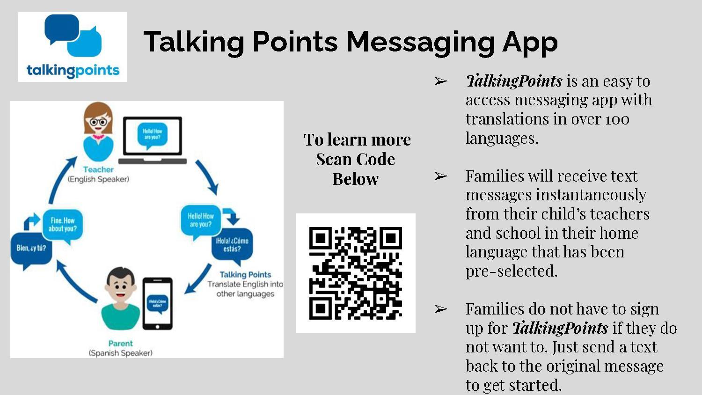 TalkingPoints for Website