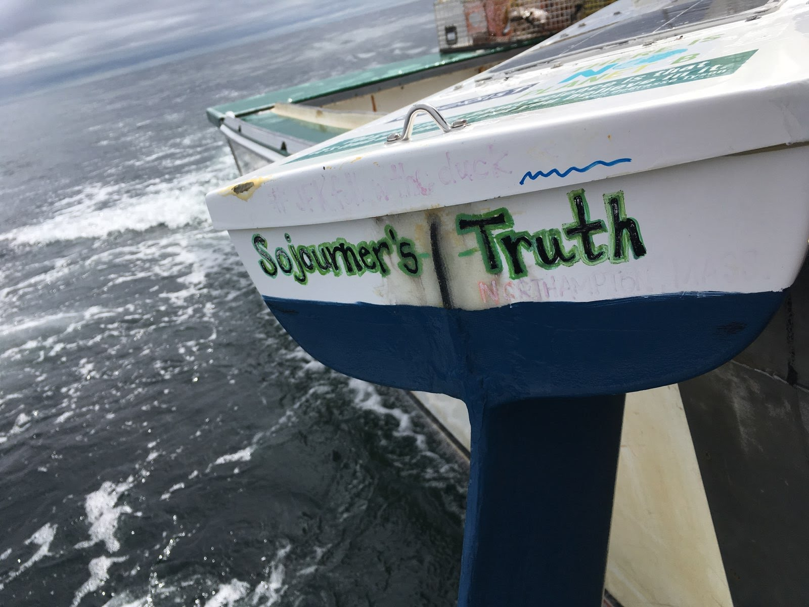 Sojourner's Truth's Second Journey