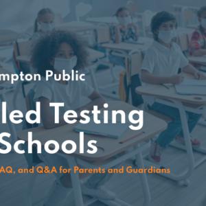 NPS FAQ/Q&A for School Pooled Testing Parents