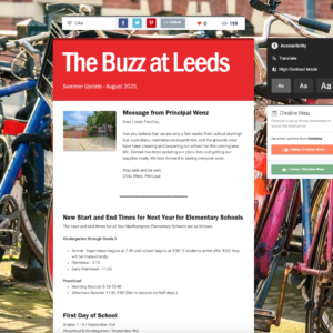 The Buzz at Leeds – August 2021