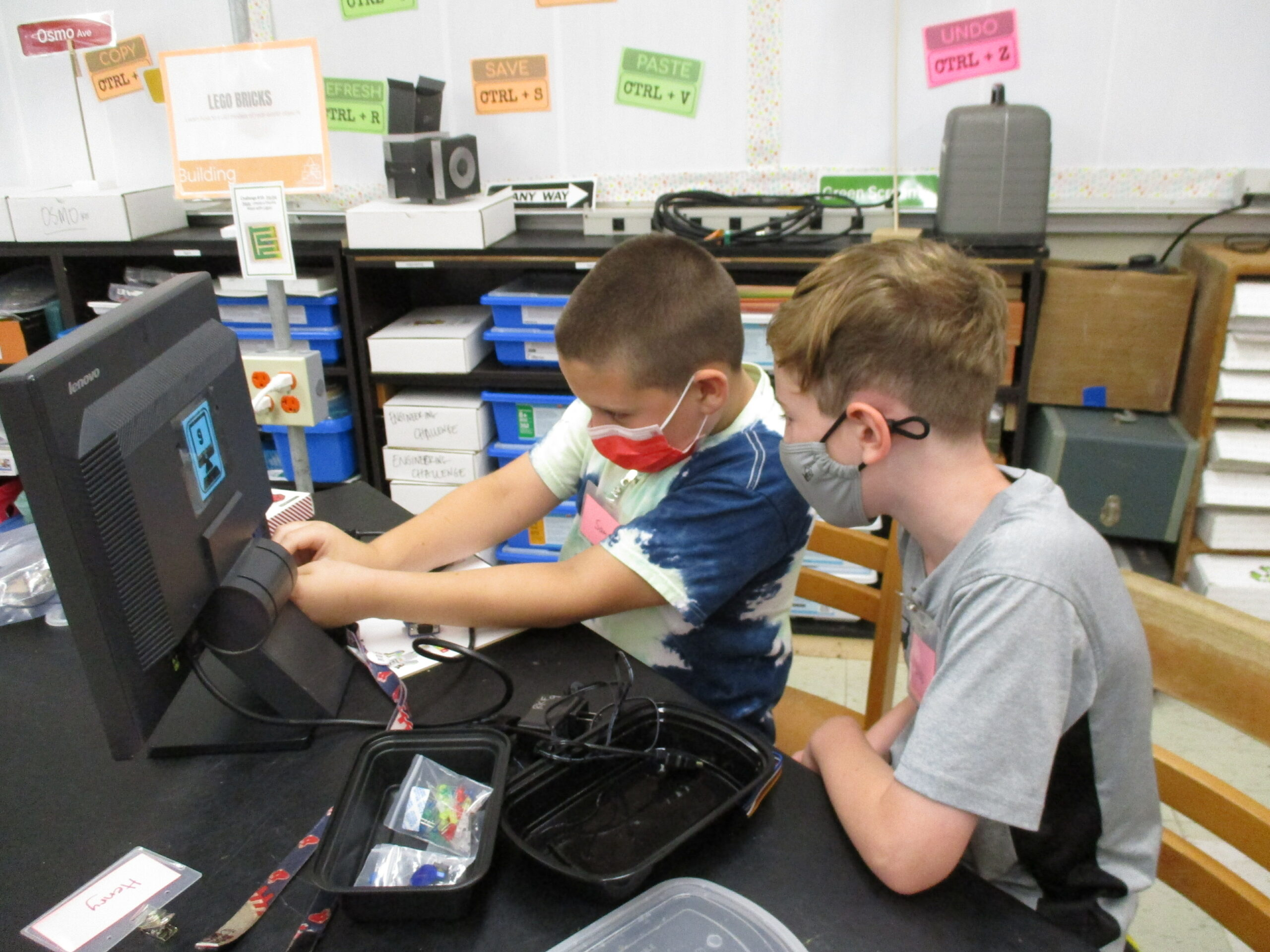 Building Computers in Grade 4